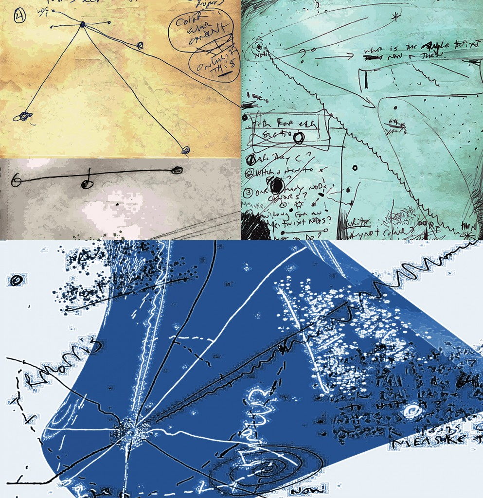 Ut Pictura Poesis: Drawing into Space (David Griffin) – Project Anywhere